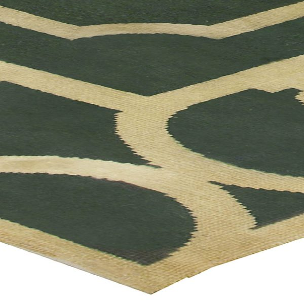 Vintage French Deco Rug BB5007