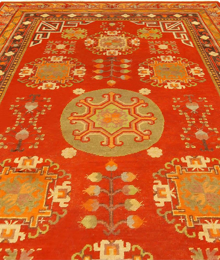 Vintage Khotan (Samarkand) Rug BB5167