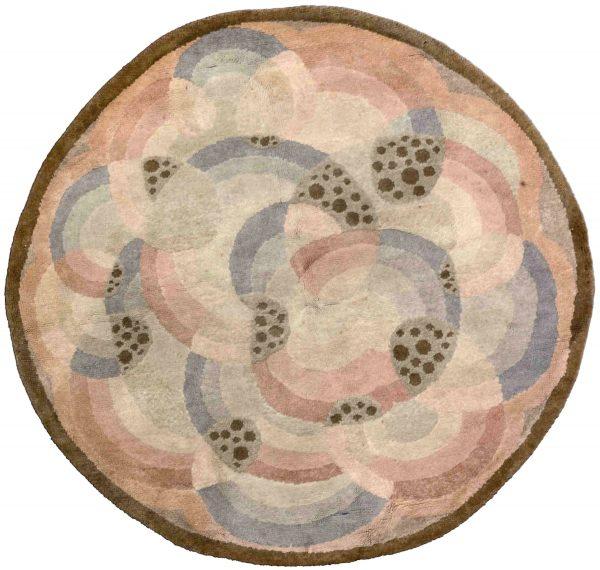 Vintage Art Deco Carpet BB3602