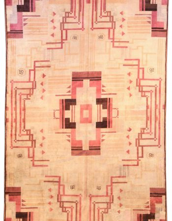 Vintage Art Deco  Rug BB2951