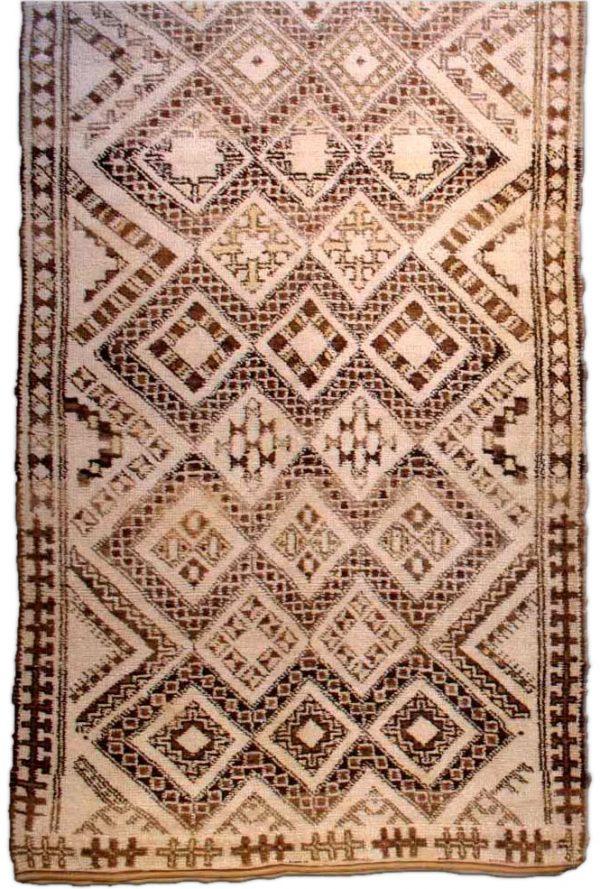 Vintage Moroccan Rug BB3510