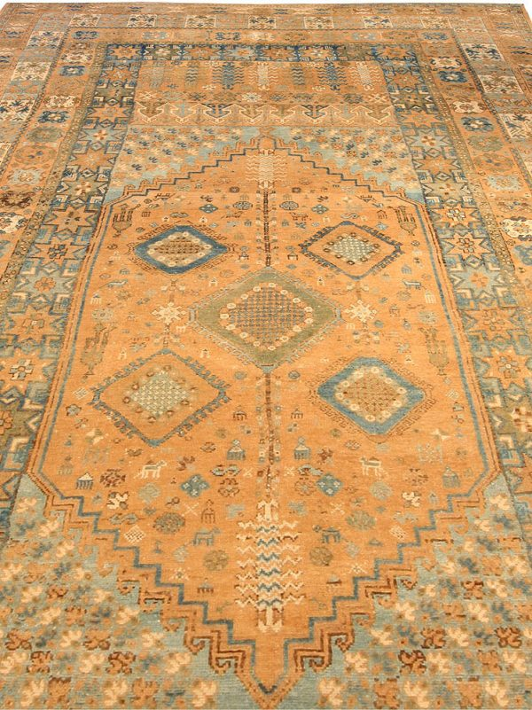Vintage Moroccan Carpet BB4036