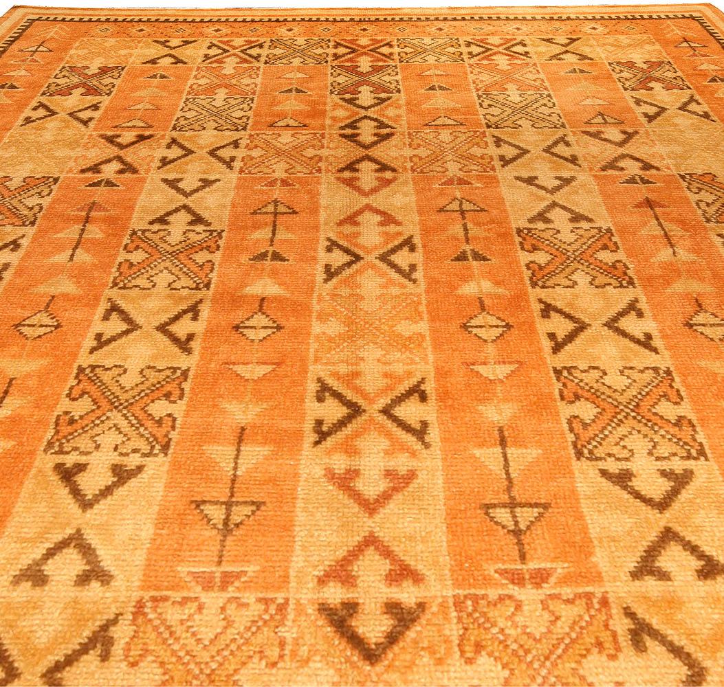 Vintage Moroccan Carpet BB4490 By Doris Leslie Blau