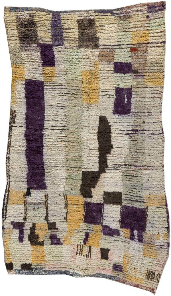Vintage Moroccan Carpet BB3687