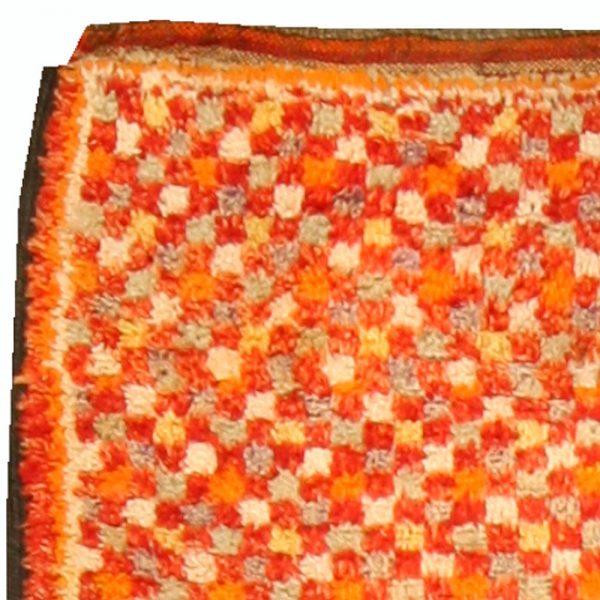 Vintage Moroccan Rug BB4693