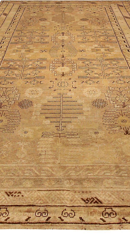 Vintage Samarkand (Khotan) Rug BB4745