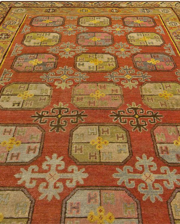 Vintage Samarkand (Khotan) Rug BB5241