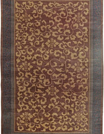 Vintage Chinese Deco Carpet BB2792