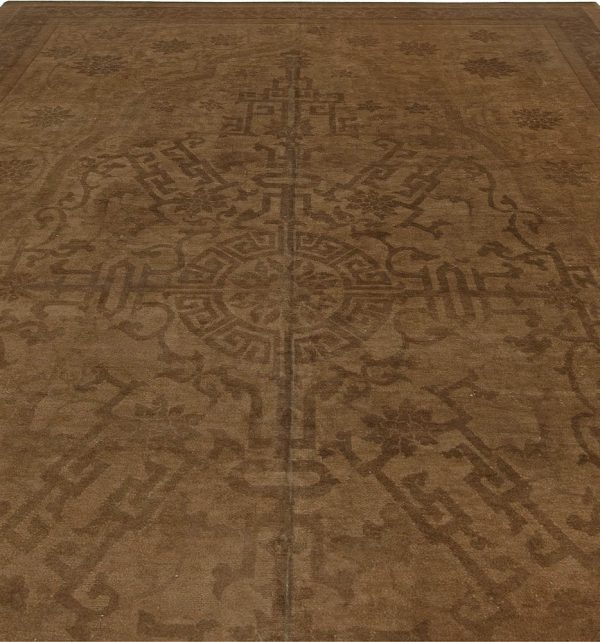 Vintage Chinese Deco Rug BB5530