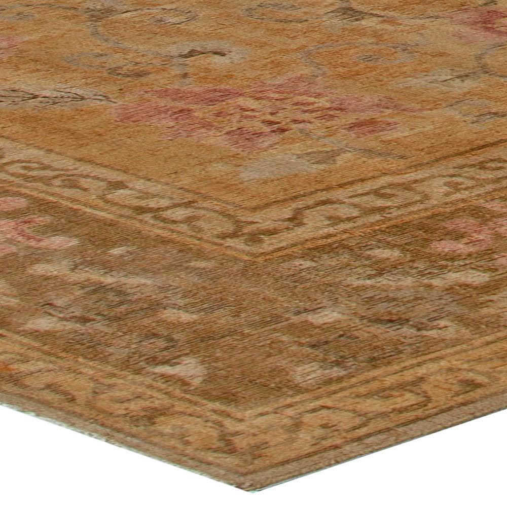Vintage Chinese Deco Carpet BB5536
