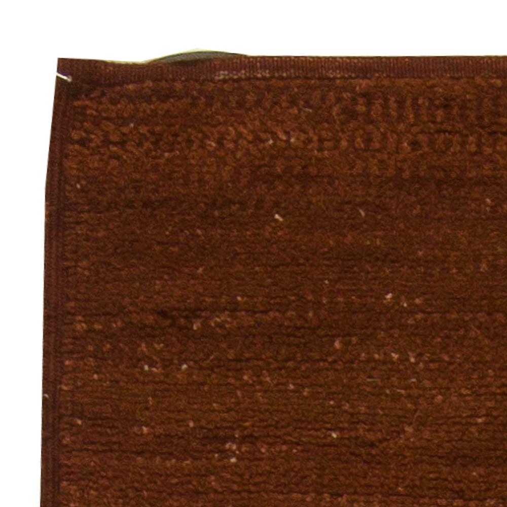 Vintage French Deco Carpet By Mybor BB5466