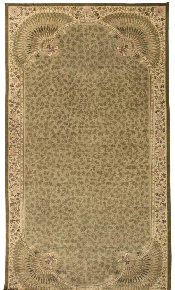 Vintage chinesische Teppich BB6325