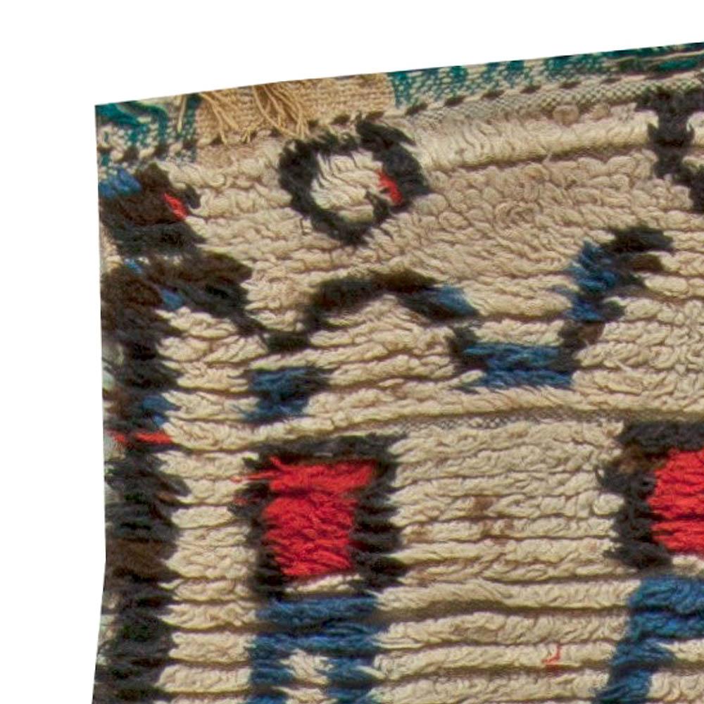 Vintage Moroccan Rug BB5759 By Doris Leslie Blau