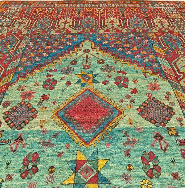 Vintage Moroccan Rug BB6039