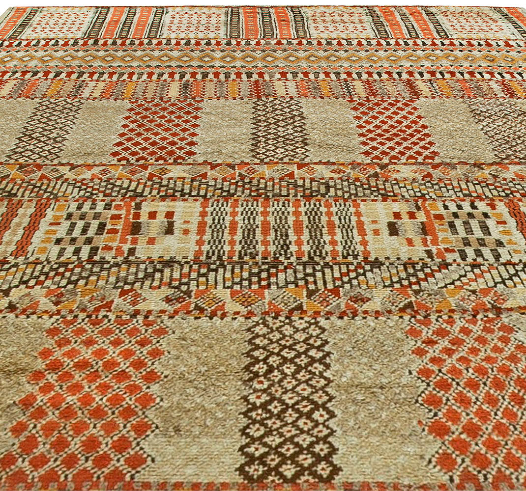 Moroccan Vintage Rug BB6067 By Doris Leslie Blau
