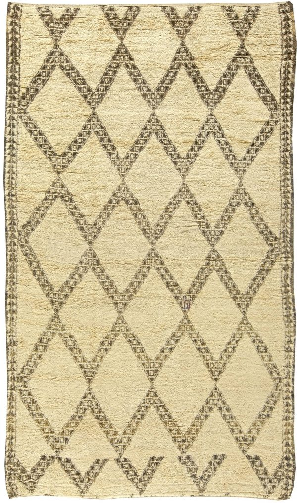 Vintage Moroccan Rug BB5911
