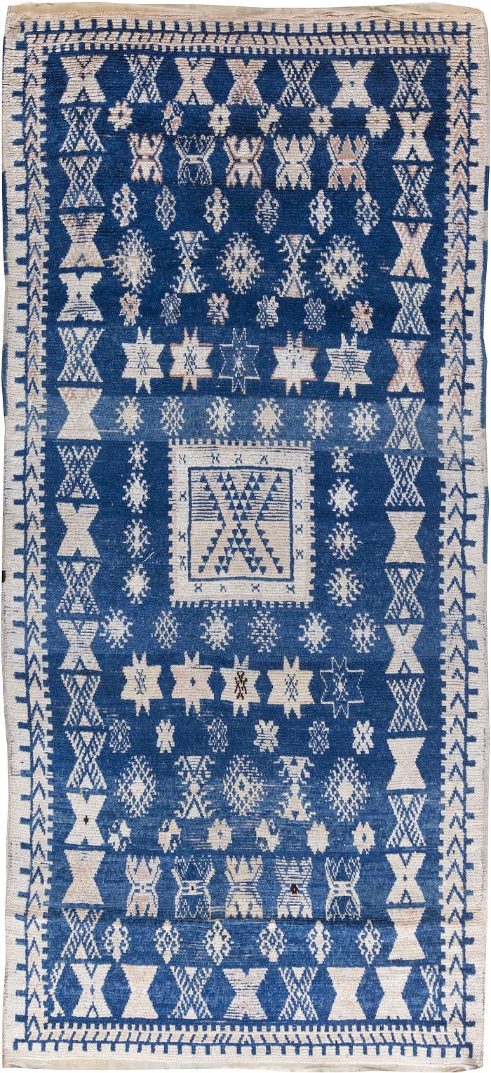 Vintage Moroccan Rug Bb6183 By Doris Leslie Blau