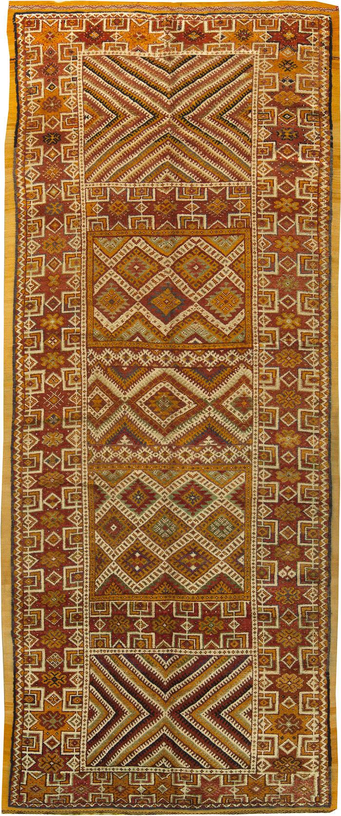 Vintage Moroccan Rug BB6164