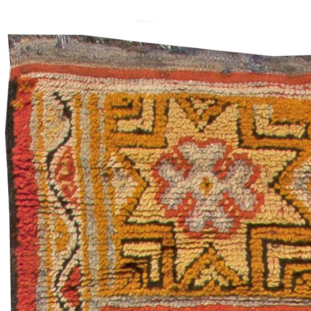 Vintage Moroccan Rug BB5941 By Doris Leslie Blau