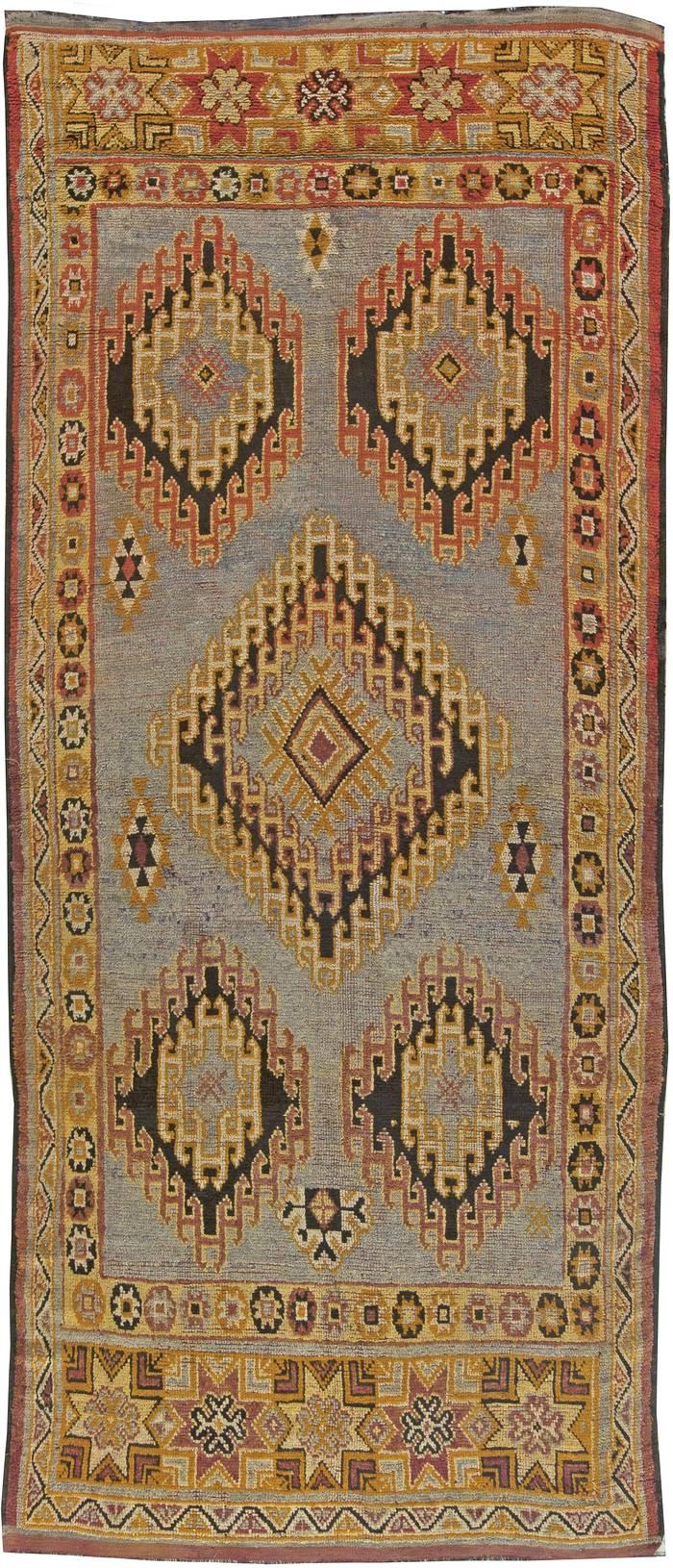 Vintage Moroccan Rug BB5941