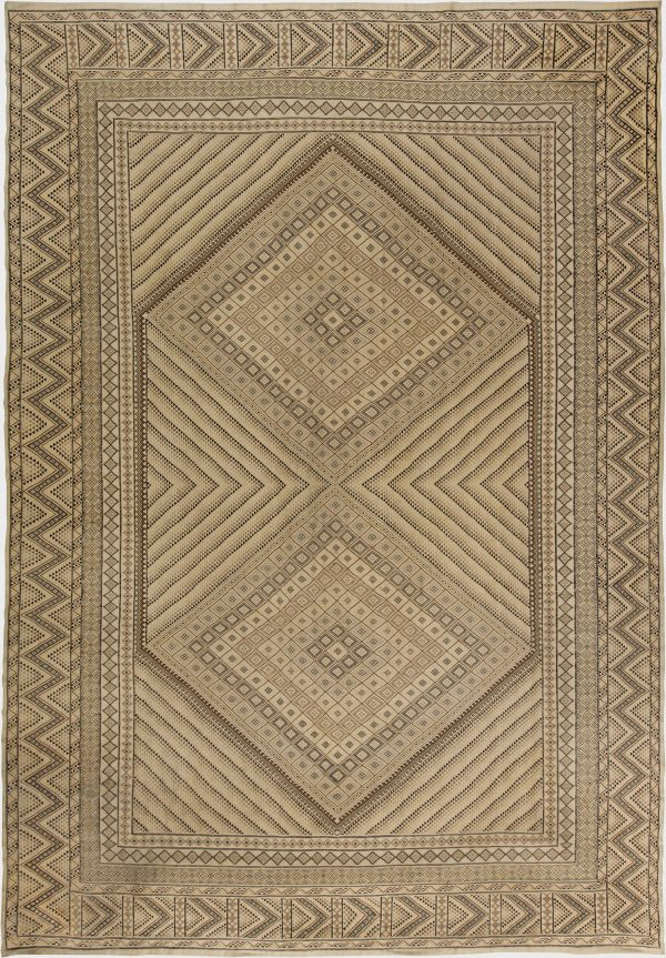 Vintage Moroccan – Kilim Rug BB6257