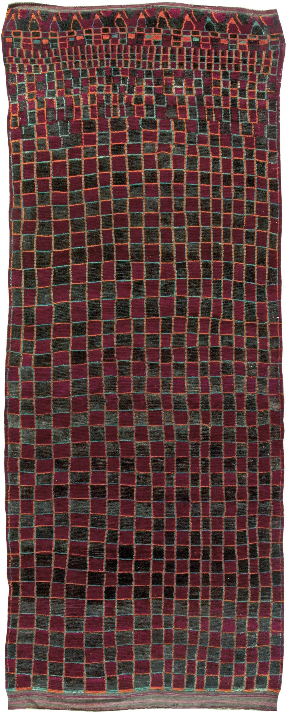Vintage Moroccan Rug BB5884