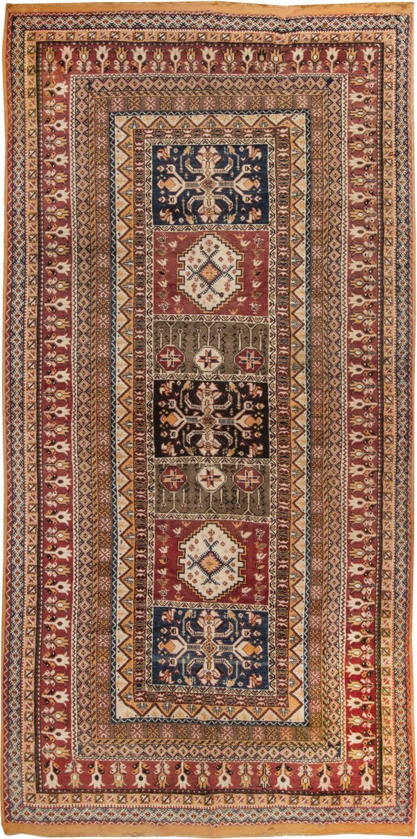 Vintage Moroccan Rug BB6290