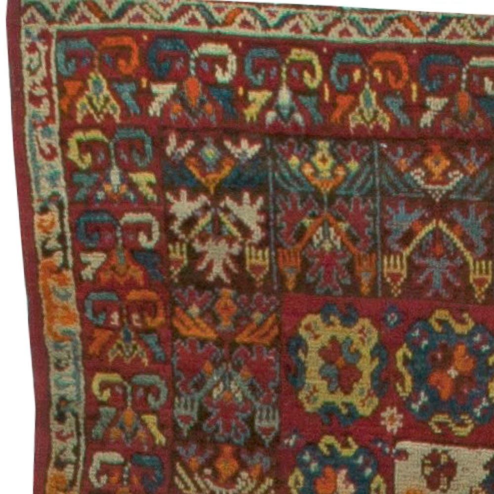 Vintage Moroccan Rug BB5966 By Doris Leslie Blau