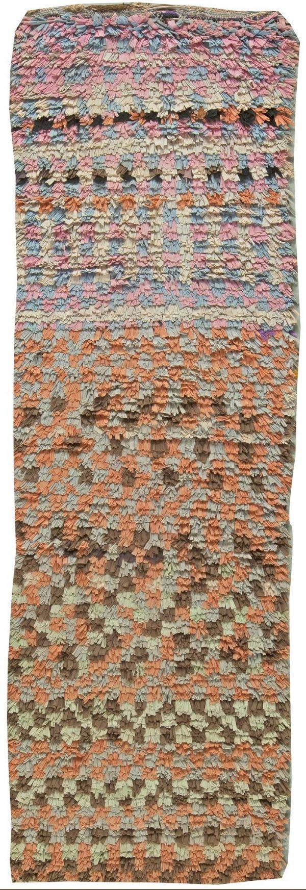 Marokkanischer Vintage Runner Teppich BB5898