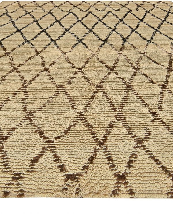 Vintage Moroccan Rug BB5853