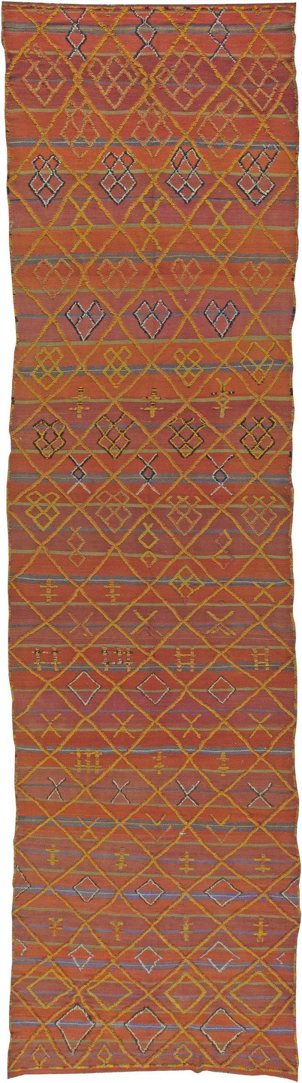 Vintage marokkanischen Teppich BB5485