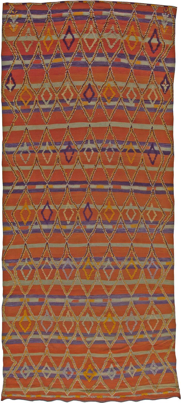 Vintage Moroccan Rug BB5487