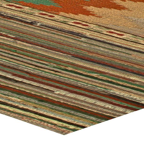 Vintage American Rag Rug BB6148