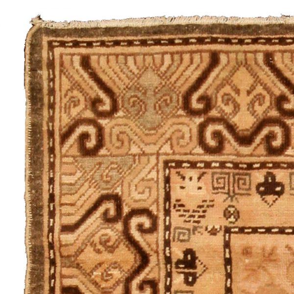 Vintage Samarkand (Khotan) Rug BB4290