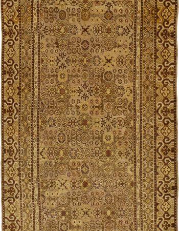Vintage-Samarkand (Khotan) Rug BB4386