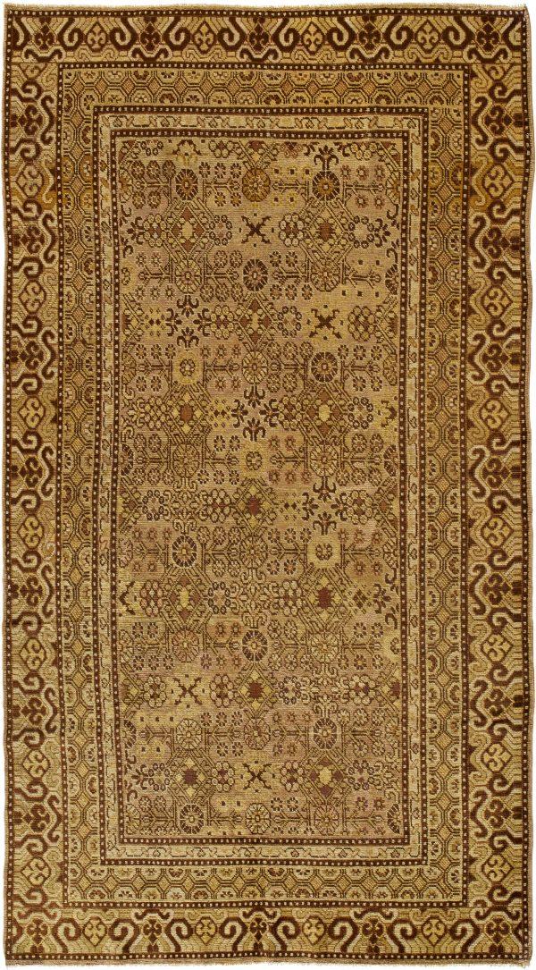 Vintage Samarkand (Khotan) Rug BB4386