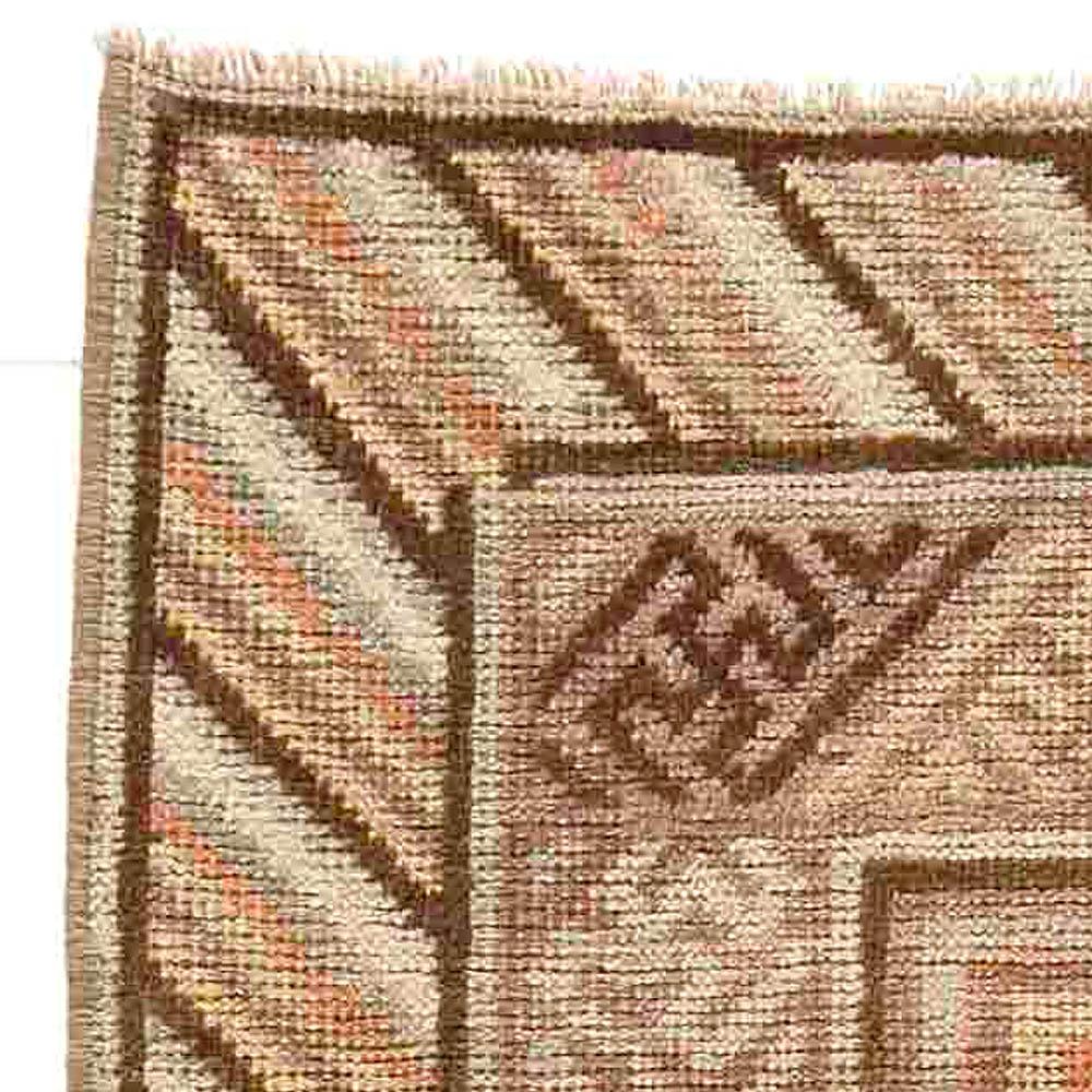 Vintage Samarkand (Khotan) Rug BB4394