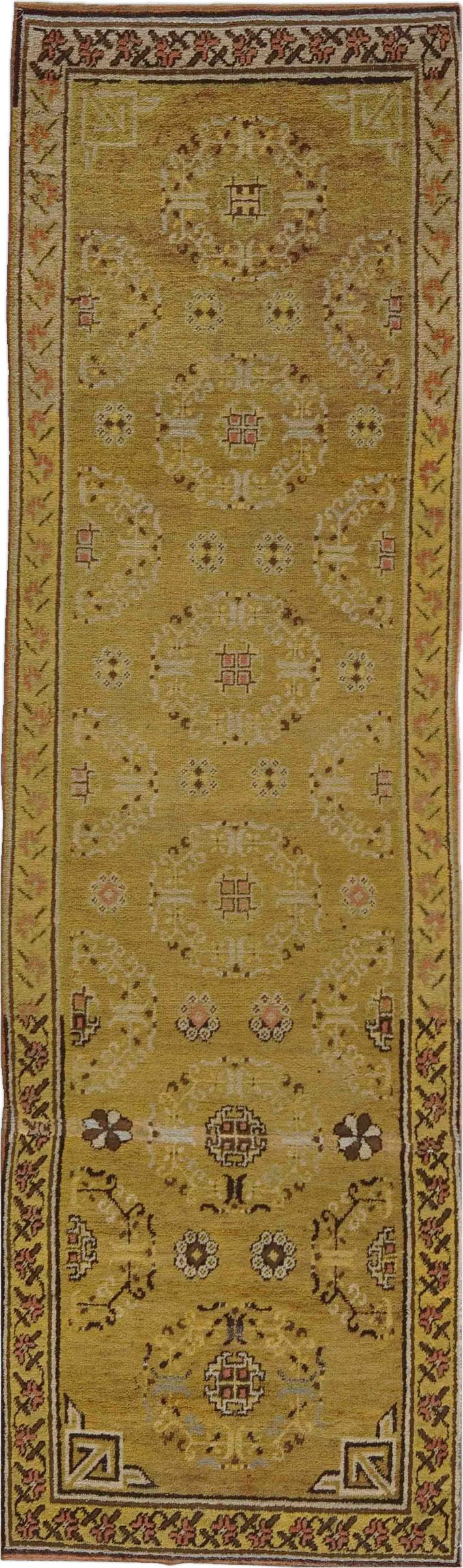 Vintage Samarkand (Khotan) Rug BB4376