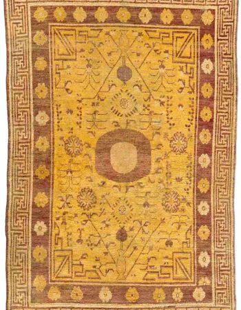 Vintage-Samarkand (Khotan) Teppich BB4381