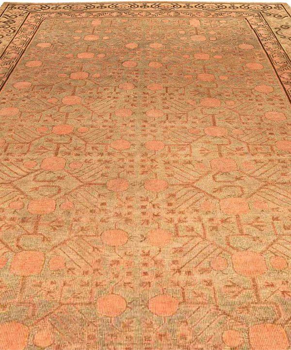 Vintage Samarkand (Khotan) Carpet BB4327