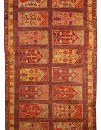 Vintage-Khotan (Samarkand) Rug BB4080