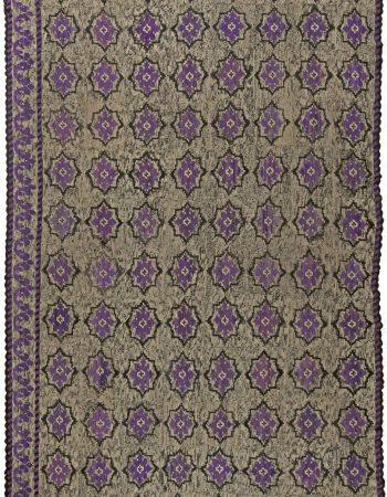 Vintage French Rag Rug BB5663