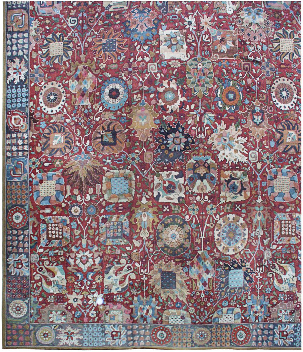 Hooked Rug BB0147