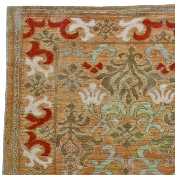 Vintage Spanish Carpet BB5691