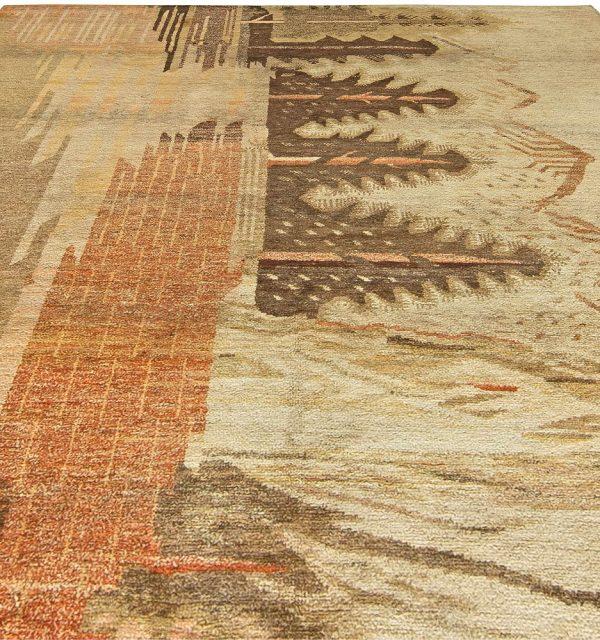 Vintage Samarkand Rug BB6051