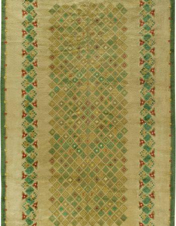 Jahrgang Französisch Deco Teppich von Paule Leleu BB5244