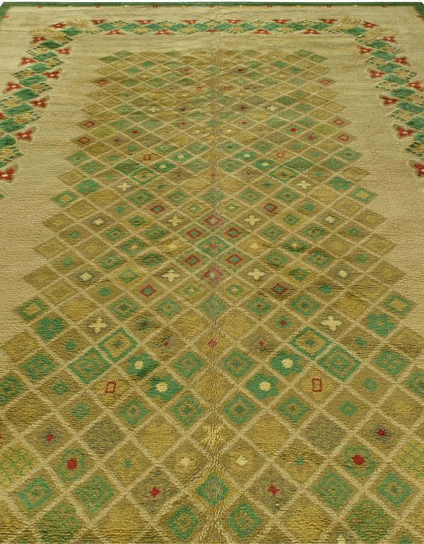 Vintage French Deco Rug by Paule Leleu BB5244