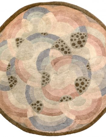 Art Deco Circle Rug BB3603