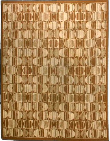 Vintage Deco Carpet BB3666