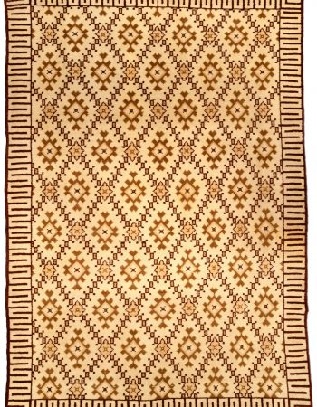 Vintage Moroccan Carpet BB4289
